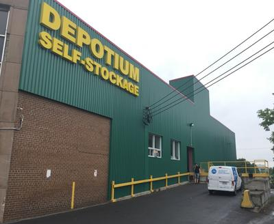Picture of Depotium Self Storage - Park Extension